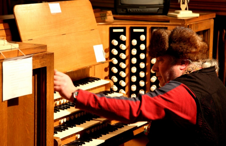 Charlemagne Palestine Solo Organ Issue Project Room