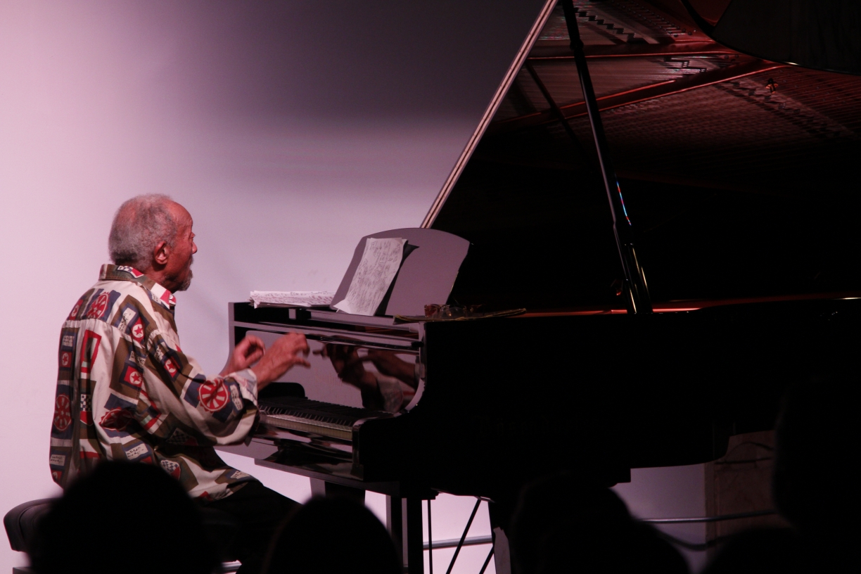 """Part of """"Cecil Taylor: A Celebration of the Maestro"""""""