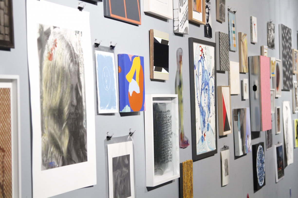 Art Lottery donated works