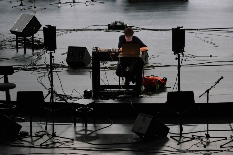 Mark Fell with Okkyung Lee / Kara-Lis Coverdale: Solo Organ