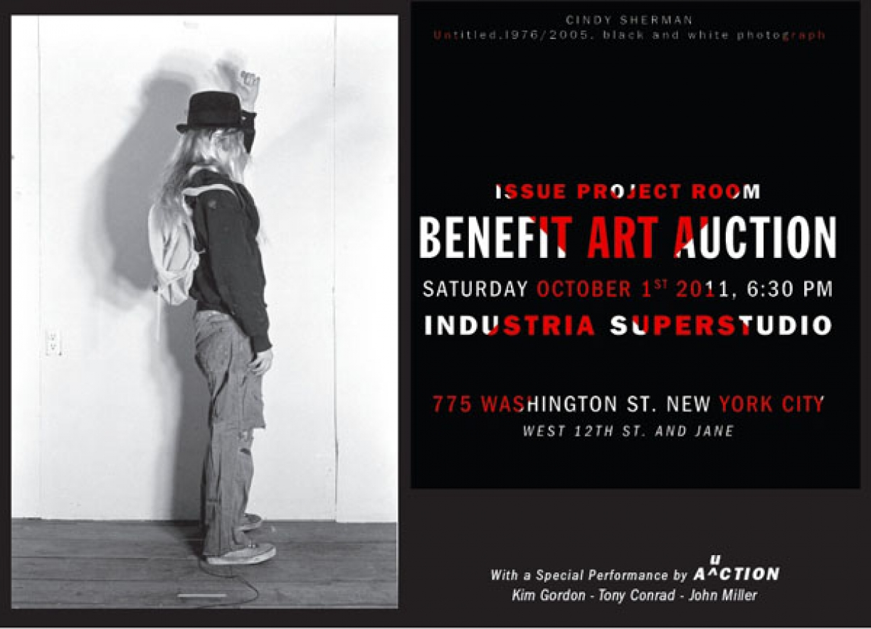 543204fb8119 ISSUE Project Room Benefit Art Auction at Industria Superstudio ...